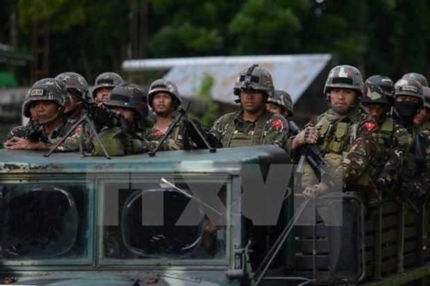 Advierten sobre mas posibles ataques del EI en Asia hinh anh 1