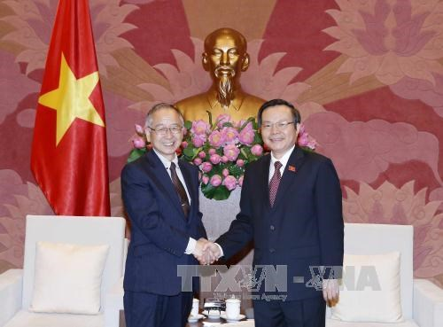 Fortalecen cooperacion Vietnam-Japon en sector de auditoria hinh anh 1