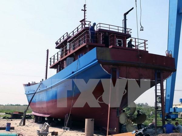 Thanh Hoa inspecciona calidad de barcos pesqueros hinh anh 1