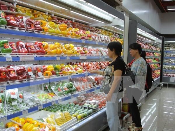 Ciudad Ho Chi Minh reporta alto aumento de indice de produccion industrial hinh anh 1