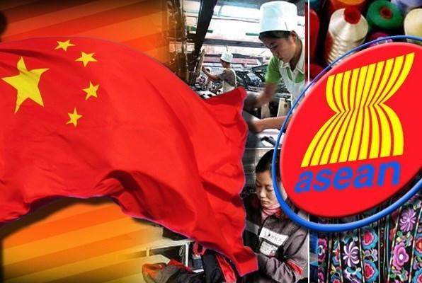 Celebran en Camboya foro ASEAN-China sobre desarrollo social y reduccion de pobreza hinh anh 1