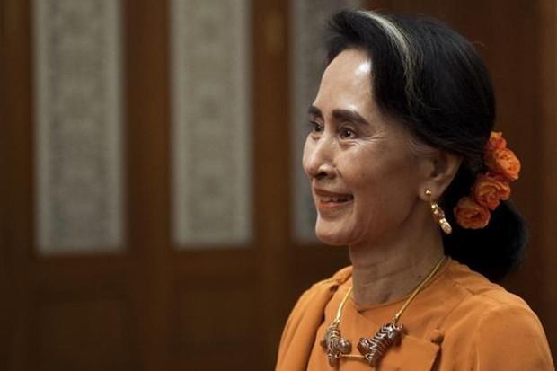 Myanmar promueve proceso de reconciliacion nacional hinh anh 1