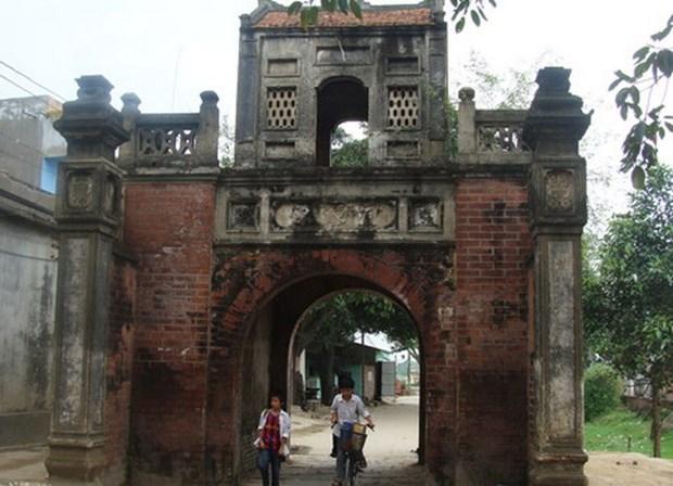 Turismo: enfoque de desarrollo economico de Bac Giang hinh anh 1