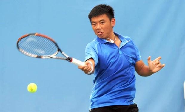 El vietnamita Ly Hoang Nam- tenista numero 1 del Sudeste Asiatico hinh anh 1