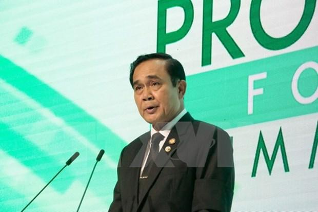 Tailandia y China se comprometen a fortalecer sus lazos hinh anh 1