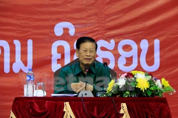 Transmiten a nuevas generaciones valores de relaciones especiales Vietnam- Laos hinh anh 1