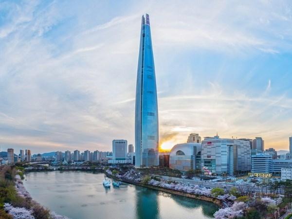 Grupo sudcoreano Lotte invertira en gran proyecto residencial en Ciudad Ho Chi Minh hinh anh 1