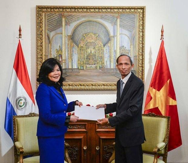 Paraguay destaca logros economicos de Vietnam hinh anh 1