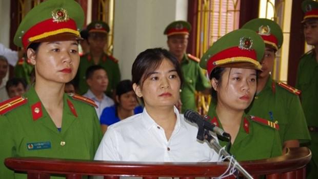 Condenan a nueve anos de prision a propagandista contra Estado hinh anh 1