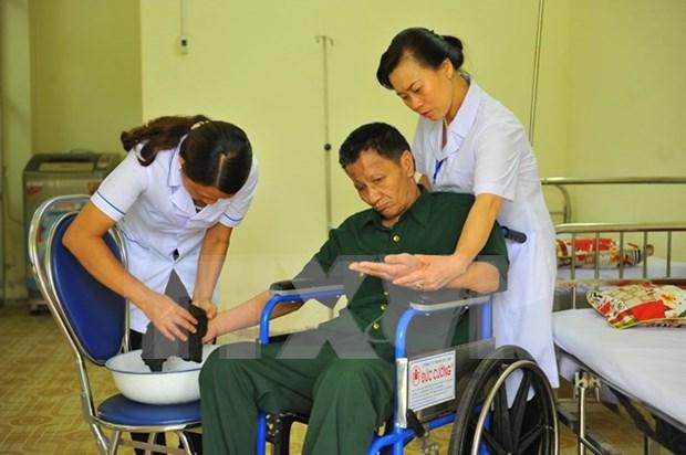 Vietnamitas en China y Camboya rinden homenaje a heroes y martires hinh anh 1