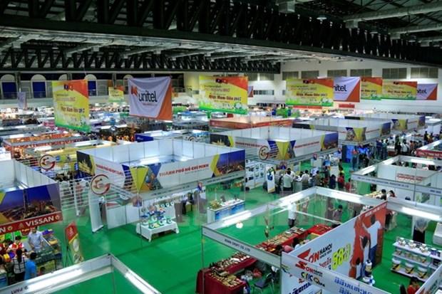 Inauguran exposicion internacional de productos agricolas y alimentos de Vietnam 2017 hinh anh 1