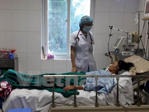 Aumentan casos de dengue en Hanoi hinh anh 1