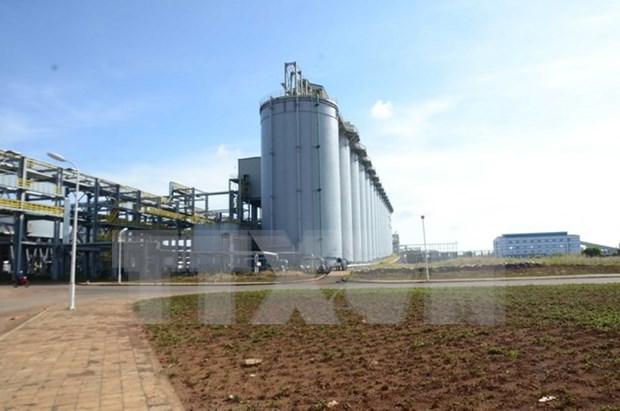 Dak Nong ingresa 50 millones de dolares por exportacion de aluminio hinh anh 1
