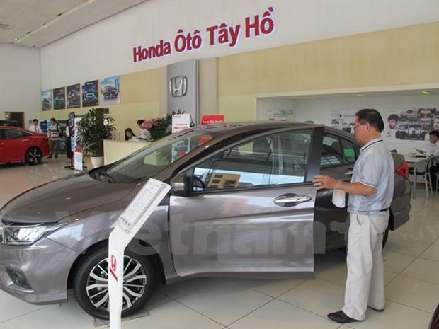 Mercado automotriz de Vietnam entre los de mayor crecimiento en Sudeste Asiatico hinh anh 1