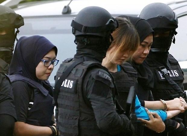 Malasia abrira proximo juicio contra Doan Thi Huong en octubre hinh anh 1