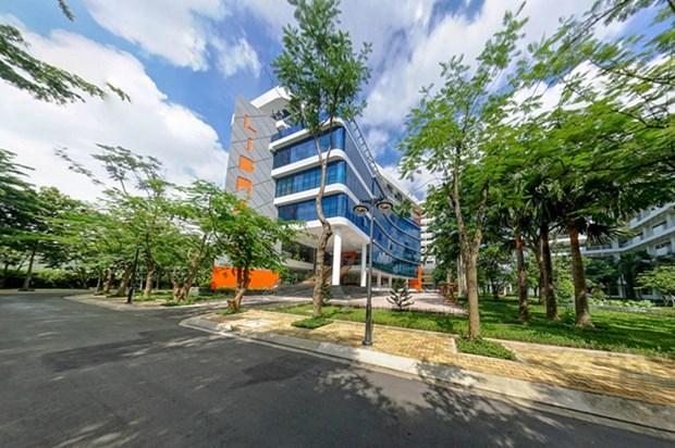 Abre sus puertas la biblioteca mas moderna de Vietnam hinh anh 1