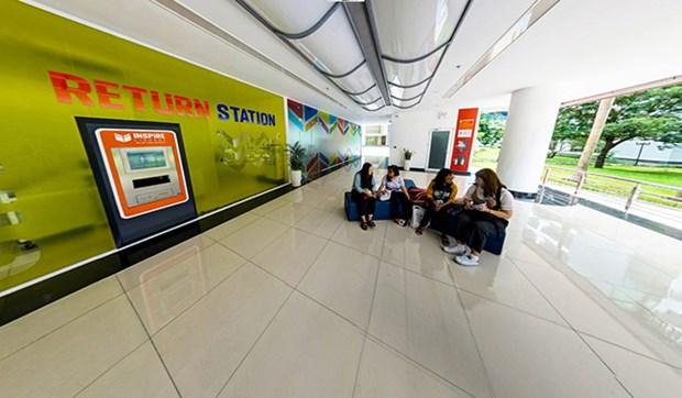 Abre sus puertas la biblioteca mas moderna de Vietnam hinh anh 2
