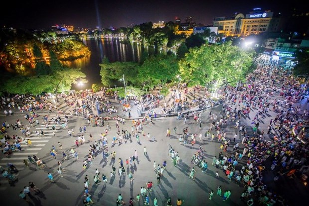 Vietnam atrae a mas de siete millones de turistas extranjeros en siete meses de 2017 hinh anh 1