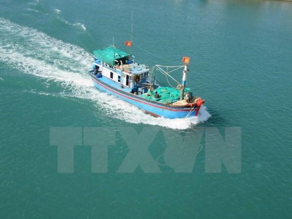 Vietnam pide a Indonesia investigar disparos contra un pesquero vietnamita hinh anh 1
