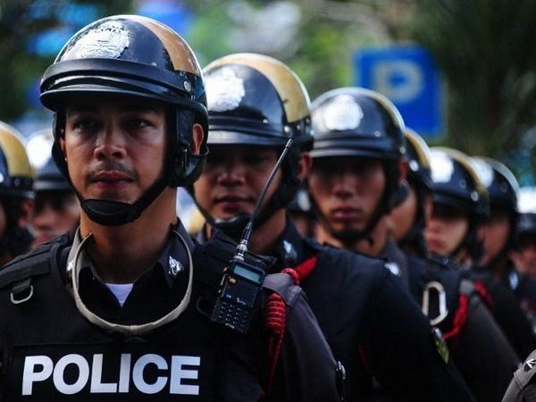 Tailandia refuerza seguridad en sede del gobierno hinh anh 1