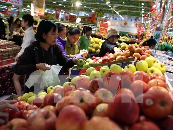 IPC de Vietnam en julio aumenta 0,11 por ciento hinh anh 1