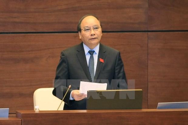 Fundan grupo de consultores en economia para el premier vietnamita hinh anh 1