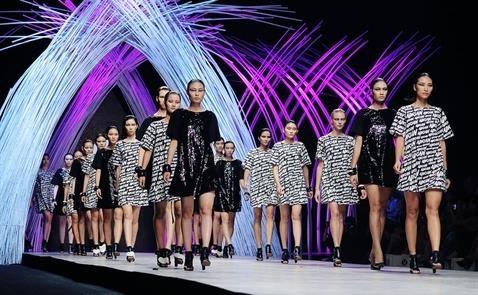 Celebraran festival de moda y tecnologia en Ciudad Ho Chi Minh hinh anh 1