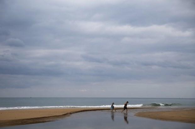 Sistema de alerta de tsunami de Tailandia necesita mantenimiento hinh anh 1