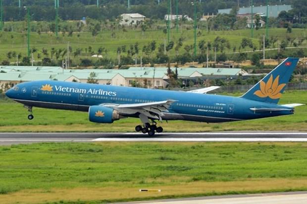 Vietnam Airlines anuncia cambios en plan de vuelos por tifon Haitang hinh anh 1