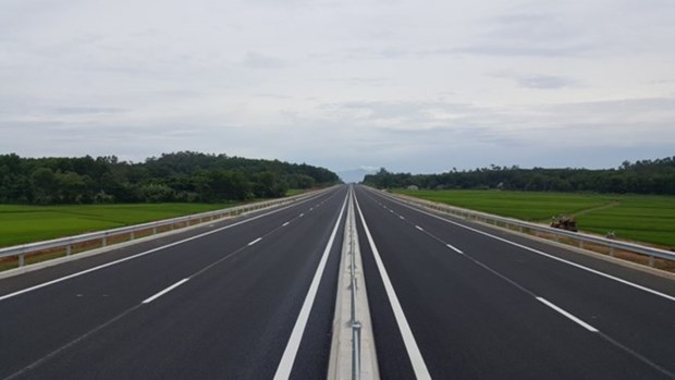 Vietnam: Inician construccion de autopista Da Nang-Quang Ngai hinh anh 1