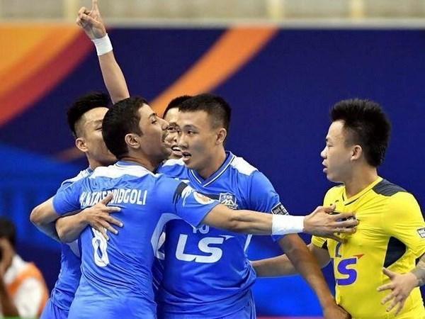 Club vietnamita termina tercero en torneo regional de futsal hinh anh 1