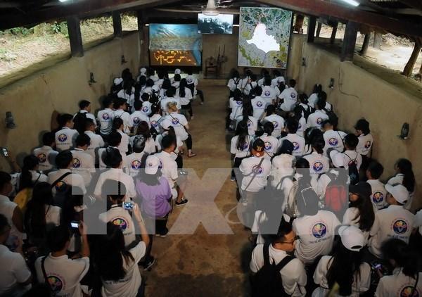 Inauguran campamento de verano para jovenes vietnamitas residentes en ultramar hinh anh 1