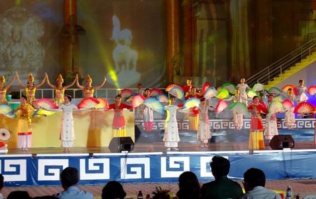 Vietnam participa en Festival Internacional de Cultura Folclorica hinh anh 1