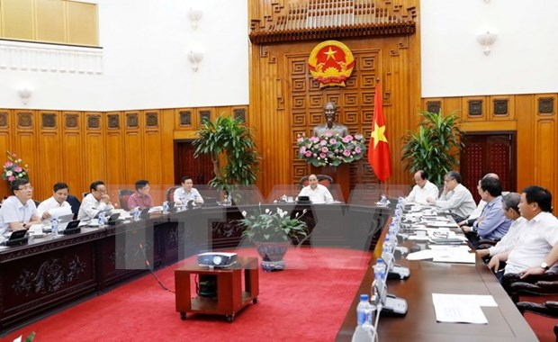 Sector privado es clave para crecimiento economico de Vietnam, afirma premier hinh anh 1