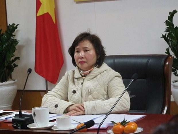 Proponen en Vietnam medidas disciplinarias para viceministra de Industria y Comercio hinh anh 1