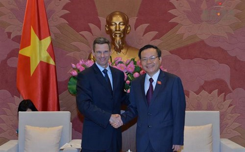 Vietnam creara condiciones optimas para firmas estadounidenses hinh anh 1