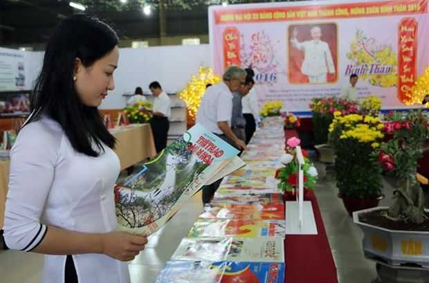 Vietnam funda Museo nacional de la Prensa hinh anh 1