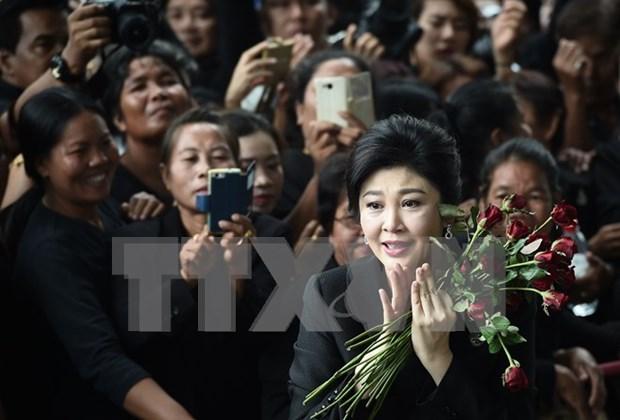 Tailandia: Expremier Yingluck Shinawatra afirma ser inocente hinh anh 1