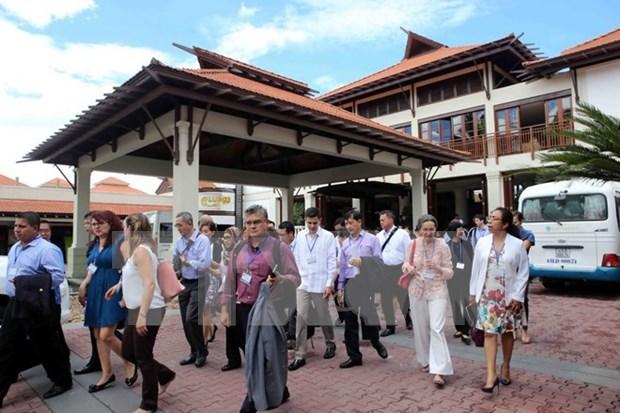 Da Nang acelera preparativos para APEC 2017 hinh anh 1