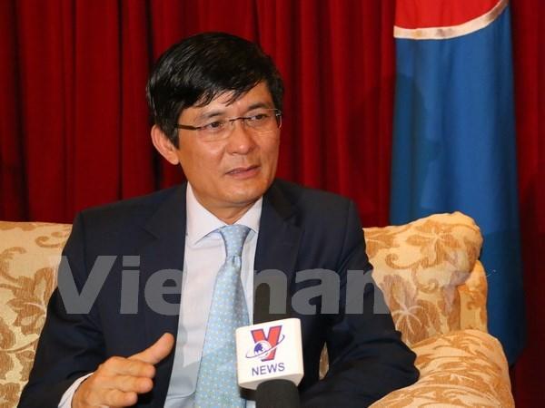 Vietnam estampa su huella en el desarrollo de la ASEAN hinh anh 1