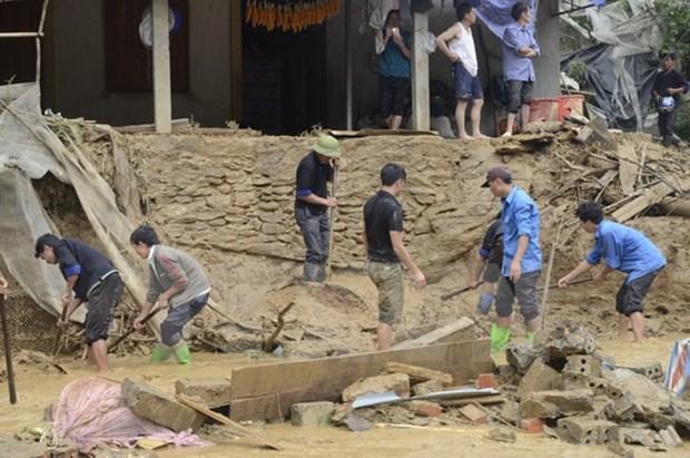 Aumentan perdidas por inundaciones en Vietnam hinh anh 1