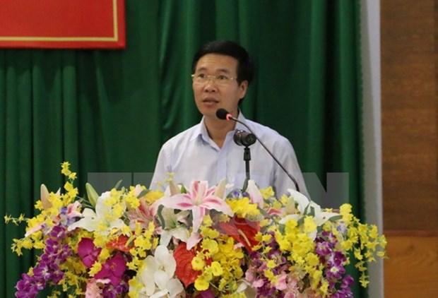 Inauguran quinto seminario teorico entre PCV y PPRL hinh anh 1