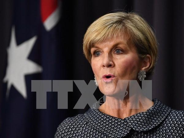 Australia refuerza relaciones con paises del Sudeste de Asia hinh anh 1