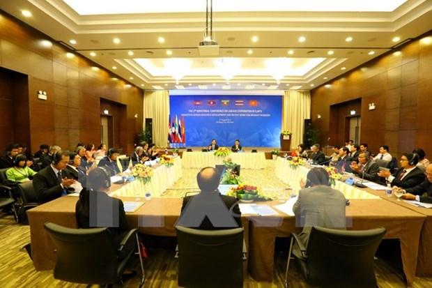 Paises sudesteasiaticos impulsan la cooperacion en el sector laboral hinh anh 1