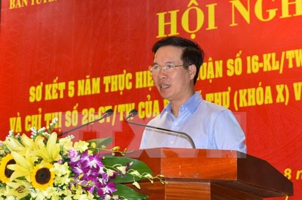 Vietnam mejora las labores de divulgacion de informaciones al exterior hinh anh 1