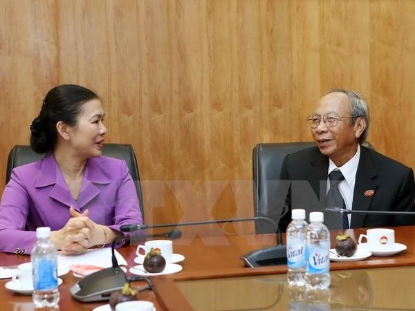 Frente de Patria de Vietnam destaca contribuciones de comunidad baha´i hinh anh 1