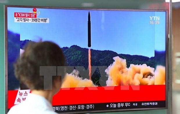 Filipinas rechaza expulsion de Corea del Norte de foro regional hinh anh 1