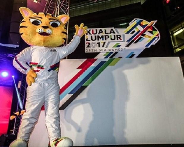 Malasia establece nuevo mecanismo para reforzar seguridad en SEA Games 29 hinh anh 1