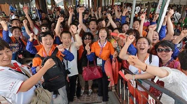 Preven crecimiento de turismo chino a Vietnam hinh anh 1