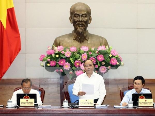 Premier vietnamita llama a construir bases de datos abiertas en localidades hinh anh 1